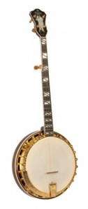 RK-Custom Shop Avalon Banjo