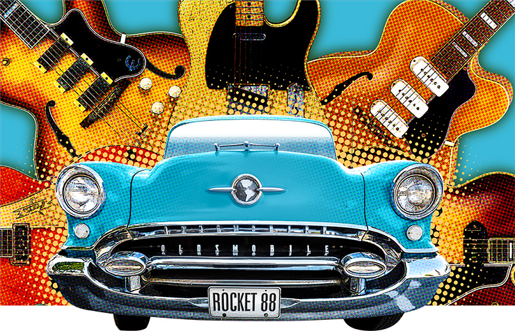 Road to Rock–The Electrifying Sounds of Post-War Guitar