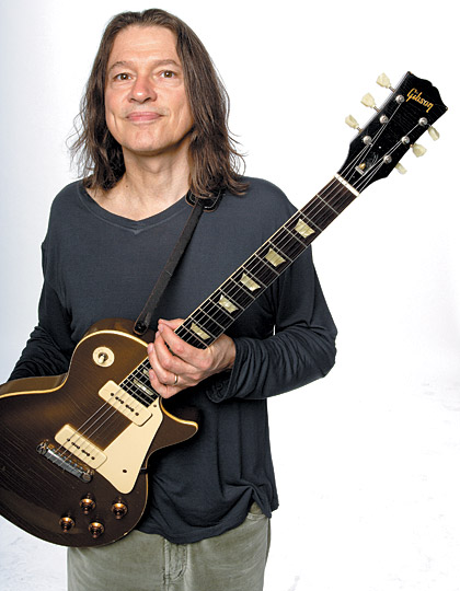 Robben Ford. All photos by Neil Zlozower.
