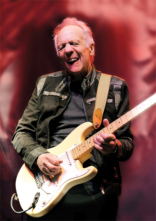 On his 20th album, Something's About to Change, Strat stalwart Robin Trower once again dives into the blues for a set of songs redolent of Albert and B.B. ...
