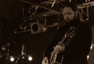 Rich Robinson solo acoustic tour