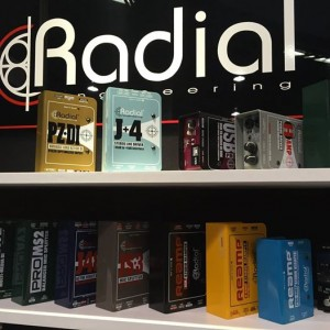 Have you taken a peek at what's new from Radial Engineering Ltd. lately? Do yourself a favor and stop by Booth #6959 at #NAMM2015 to see their latest offerings! #radialeng #vintageguitar #NAMM15 #NAMMshow#guitargear #guitars