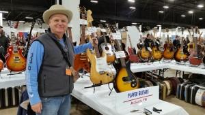 Randy Pepper / Player Guitars