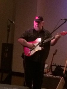 Redd Volkaert performed at the Guitarlington 2015 dealer jam on Saturday night. If you don't know Redd, you should! Check him out here: The Official Redd Volkaert Page - Intro