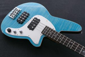 Reverend Guitars  Mercalli Bass Double Agent Mer