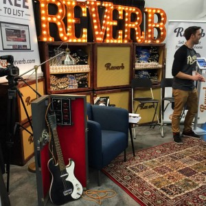 #ReverbGiveaways update: Sign up for a freeReverb.com account online and you could win this 1967 #Silvertone 1448! #namm2015 #VintageGuitar#reverbdotcom #guitar #SilvertoneGuitars#NAMMshow #NAMM15 — in Anaheim, California.