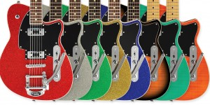 Reverend offering 15th Ann Flatroc in limited-edition colors