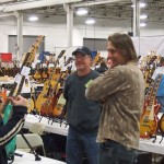Rich Baronowski, Lakeshore Guitars.