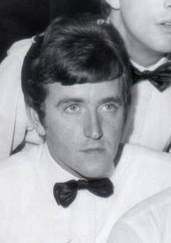 Dave Clark Five bassist Rick Huxley passes.
