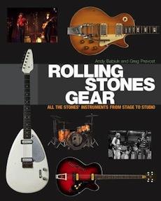 Rolling Stones Gear book