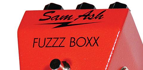 Sam Ash Fuzzz Boxx