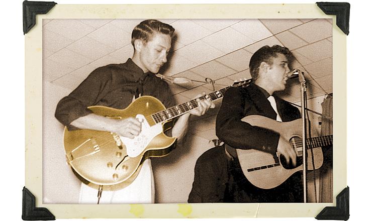 Scotty Moore Elvis Presley