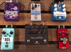 Seymour Duncan claims to have ended the quest for a pedal that truly sounds and performs like a high gain tube amp with the Palladium.