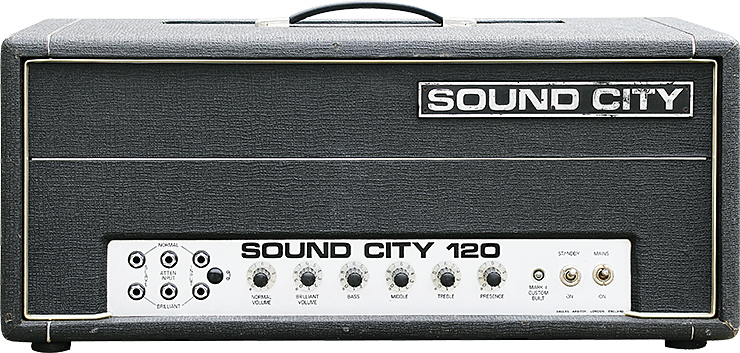 Sound City L/B 120 Mark IV