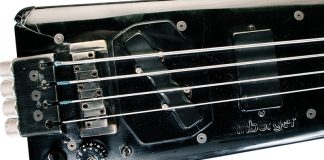 1978 Steinberger Prototype Bass