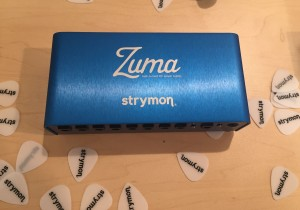Introducing the latest member of the Strymon family! Aimed at juice-hungry stomps, the Zuma is one of two new power supply options from the company.