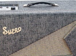 Supro's 600R DeLuxe