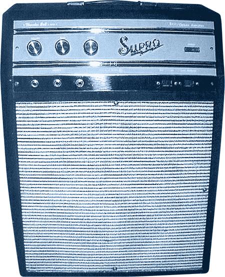 1968 Supro ThunderBolt Model S6920