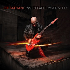 Joe Satriani to release new album in May.