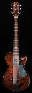 Scott Walker Guitars Katana