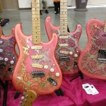 SoCAL World Guitar Show - Paisleys!