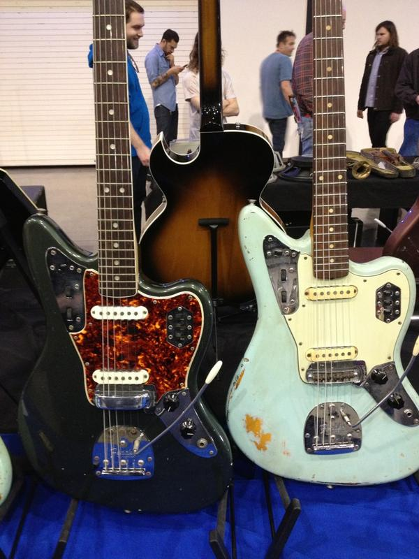 SoCal World Guitar Show - Early 1960s Jaguars
