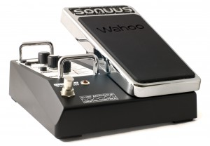 Sonuus offers Wahoo analog wah/filter.