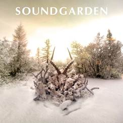 Soundgarden releasing new album November 13.