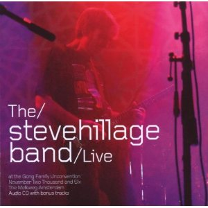 Steve Hillage Band