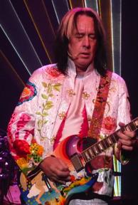 Todd Rundgren preps new album.