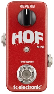 TC Electronic HOF-Mini-Reverb