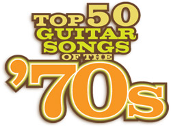 TOP 50 Guitar SONGS of the 1970s