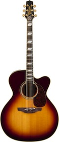 Takamine Toby Keith sig