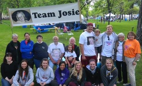 Team Josie 2013