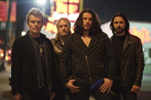 The Cult to appear on two upcoming television shows.