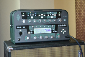 The Kemper Profiling Amplifier.