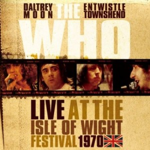The Who Isle of Wight