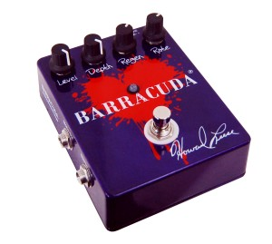 ToadWorks updates Barracuda flanger.