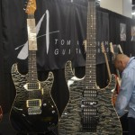 Hand-made goodness at the Tom Anderson booth.