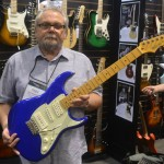The legendary Trev Wilkinson at Fret-King shows off the new Corona DBR Danny Bryant Custom guitar.