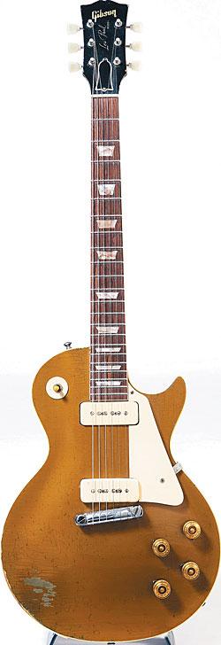 Carl Verheyen '54 Gibson Les Paul