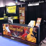 VG booth NAMM 2014