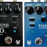 Visual Sound's H20 V3 Liquid Chorus & Echo and VS-XO Premium Dual Overdrive