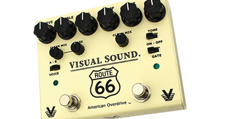 Visual Sound Route 66 : visual sound route 66 v3 american overdrive vintage guitar magazine ~ Russianpoet.info Haus und Dekorationen