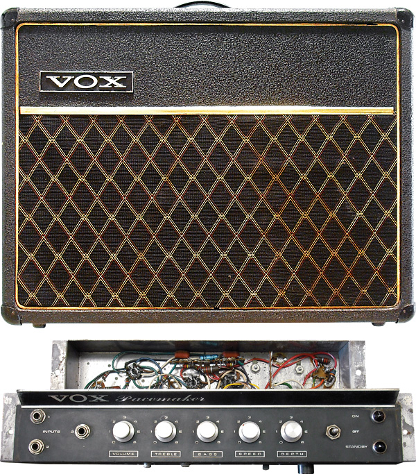 1965 Vox Pacemaker
