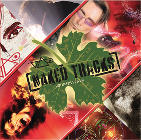 Vai Naked Tracks CDs