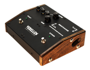 Verellen offers two tube-driven preamp pedals.