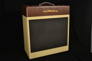 Victoria Cherry Bomb and Silver Sonic amps