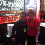 Vinni and Nancy Smith of V-Picks.