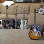 Vintage Gibsons